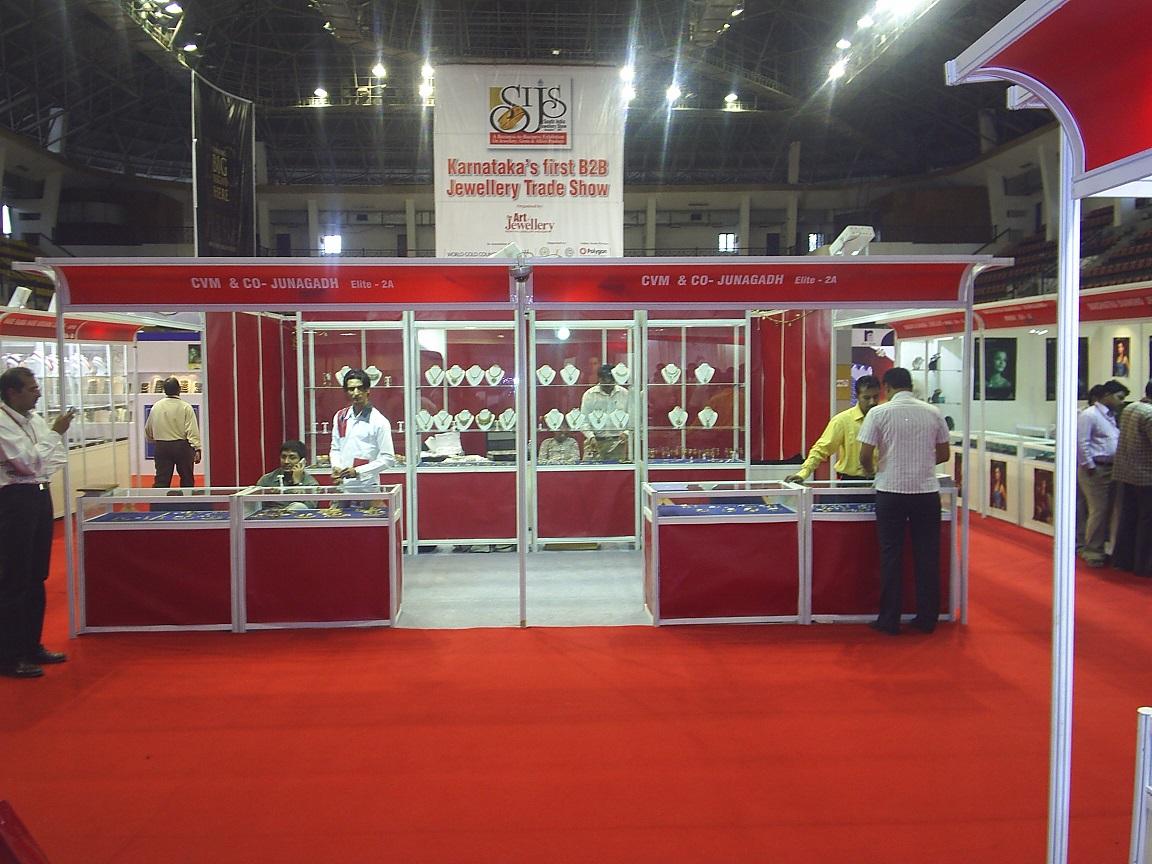 exhibition service provider